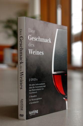 Der Geschmack des Weines - Martin Darting