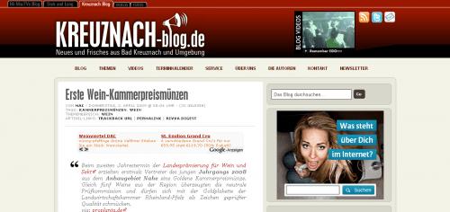 Kreuznach Blog