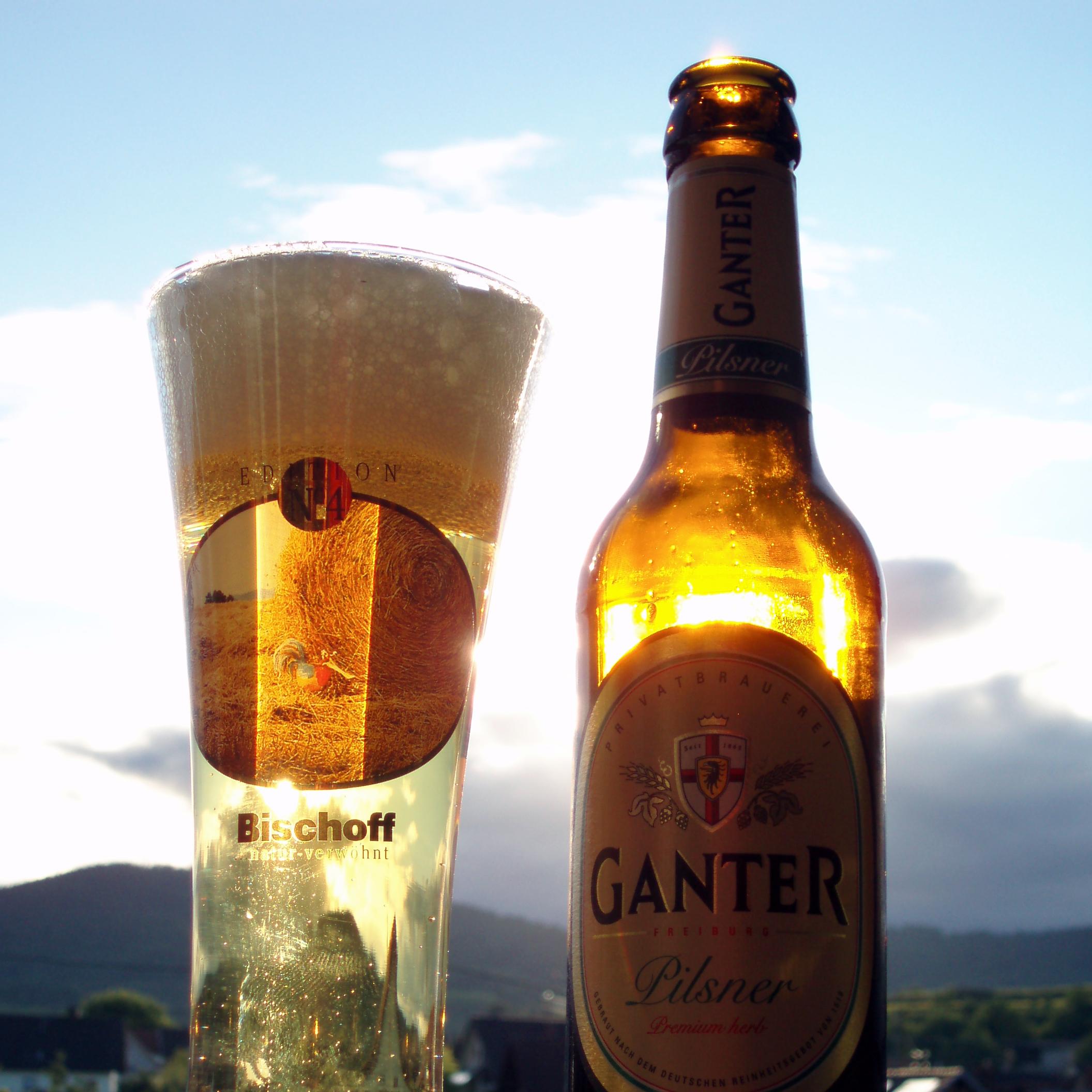 Ganter Premium Pilsner feinherb - thumb