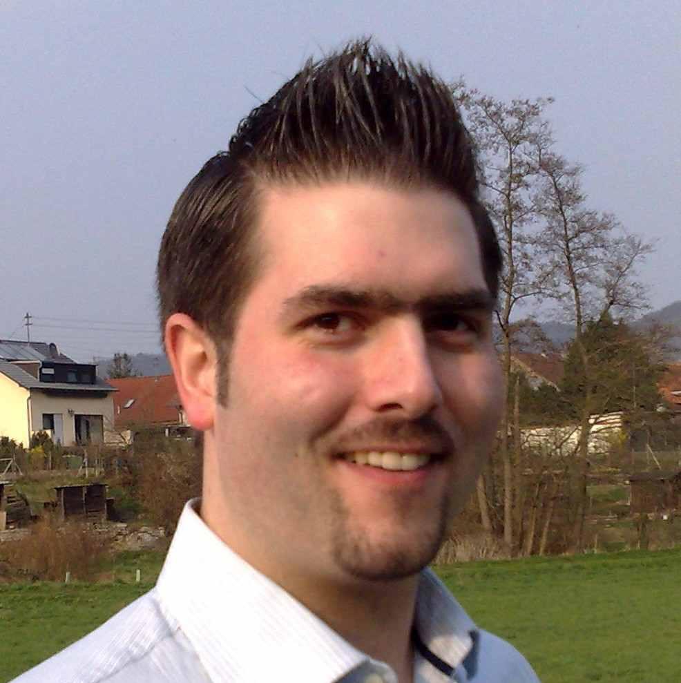 Profilbild Alexander Ultes klein