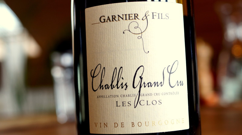 2010 Chablis Grand Cru Les Clos AC, Garnier & Fils, Ligny-le-Châtel