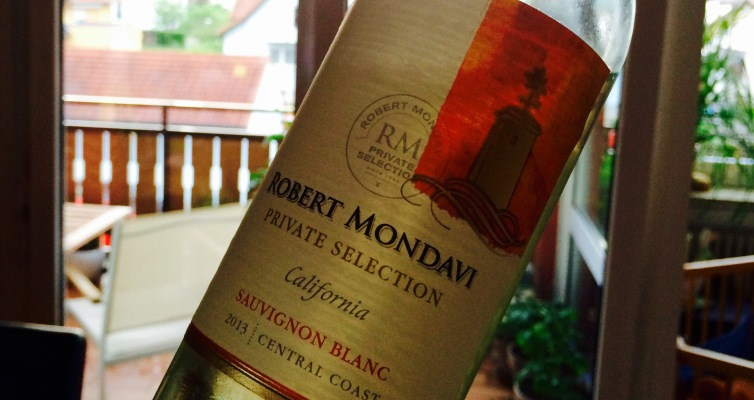 2013 Sauvignon Blanc Robert Mondavi Private Selection