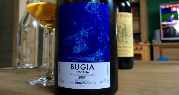 2007 Bugia Toscana IGT von Bibi Graetz, Az. Agr. Testamatta