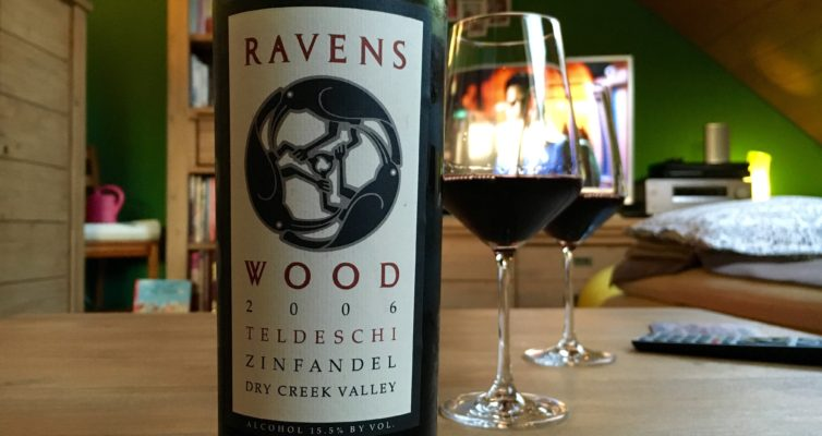 2006 Zinfandel Teldeschi Dry Creek Valley, Ravenswood Winery