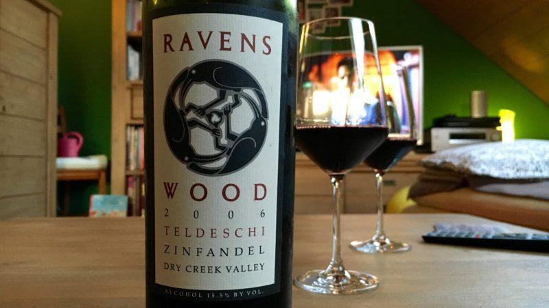 2006 Zinfandel Teldeschi Dry Creek Valley, Ravenswood Winery