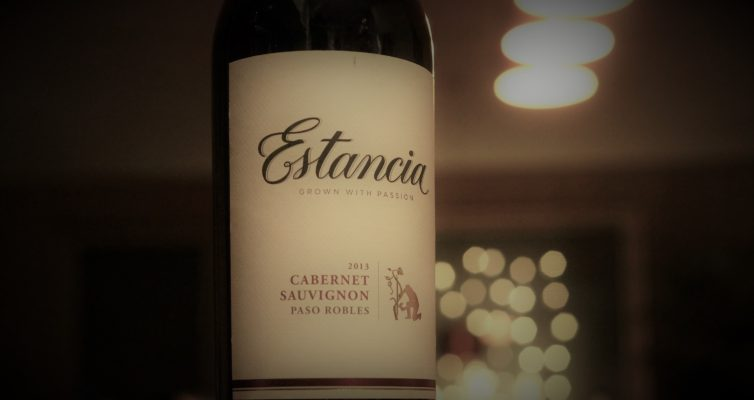 2013 Cabernet Sauvignon Paso Robles, Estancia Winery