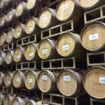 Estancia Winery - Barriques